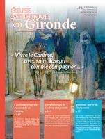 "Journal ""Église catholique en Gironde"" - n°78 - Février 2021"