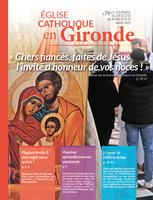 "Journal ""Église catholique en Gironde"" - n°79 - Mars 2021"