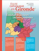 "Journal ""Église catholique en Gironde"" - n°80 - Mai 2021"
