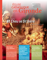 Eglise catholique en Gironde - Journal décembre 2019