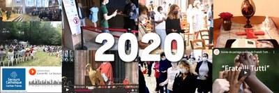 Retrouvez une rétrospective de cette année 2020 en images.