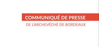 Communiqué de presse - Messe diocésaine pour les défunts morts pendant le confinement