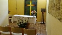 Nouvelle chapelle à l'hôpital Haut-l'évêque