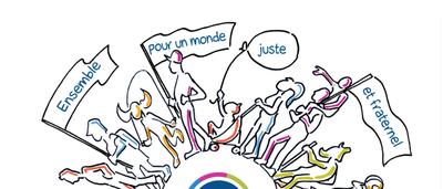 À l'occasion de la collecte nationale du Secours catholique - Caritas France, ce dimanche 18 novembre, soutenez son action en faveur d'un monde plus juste et fraternel.