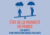 État de la pauvreté en France et Nouvelle-Aquitaine