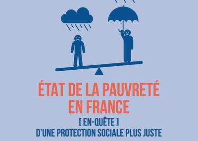 Retrouvez le rapport statistique sur l'état de la pauvreté en Nouvelle-Aquitaine publié par le Secours catholique sur la base des chiffres recueillis en 2017.