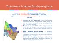 Secours catholique - Synthèse du rapport 2019 sur l'état de la pauvreté
