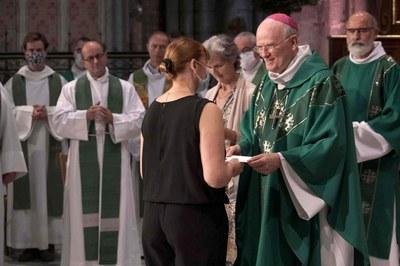 Retrouvez la lettre de Mgr James, archevêque de Bordeaux, adressée aux responsables ecclésiaux le 6 novembre 2020 les invitant à vivre cette nouvelle période de confinement à la suite de saint André, patron de notre diocèse.