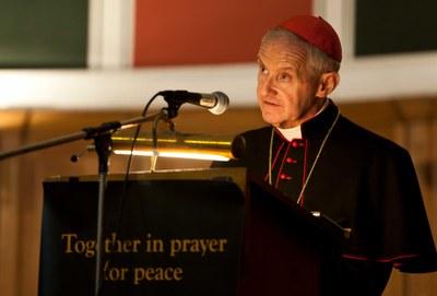 Homélie prononcée par le cardinal Jean-Pierre Ricard, archevêque de Bordeaux, le dimanche 22 juillet 2018, en la cathédrale Saint-André, lors de la messe d'action de grâce pour ministère du cardinal Jean-Louis Tauran.