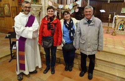 Homélie du 1er dimanche de Carême, le samedi 4 mars 2017, prononcée par le cardinal Jean-Pierre Ricard lors de la messe avec le CCFD-Terre solidaire à Bourg-sur-Gironde.