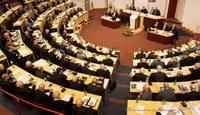 Mgr Ricard évoque le programme de l'assemblée des évêques à Lourdes