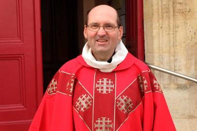 Le P. François Thouvard, prêtre de la Communauté de l'Emmanuel et du diocèse de Bordeaux, a rejoint le Seigneur le lundi 7 janvier 2019 à l'âge de 58 ans.