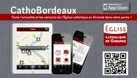 "Lancement de l'application ""CathoBordeaux"""