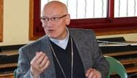 Mgr André Marceau, nouvel évêque de Nice