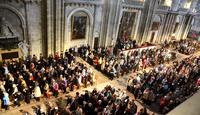 Messe pour les 50 ans de l'ouverture de Vatican II