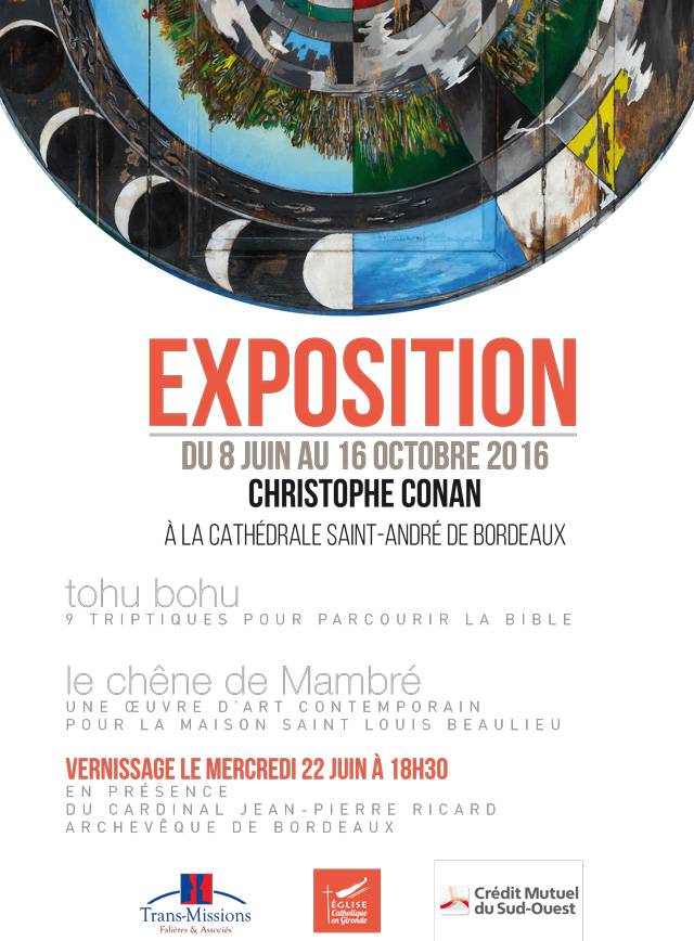 Affiche Expo Conan cathedrale A3 ok web