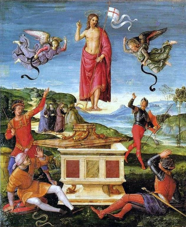 Raphael_Resurrection_du_Christ