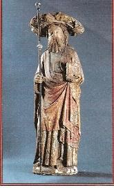 Statue St Jacques