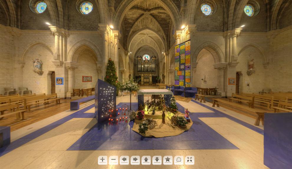 visite virtuelle saint augustin bdx