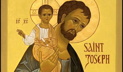 """Le diocèse de Bordeaux vous propose un parcours spirituel avec saint Joseph pour compagnon, dans le cadre de l' """"année saint Joseph"""", lancée par le pape François du 8 déc. 2020 au 8 déc. 2021."""